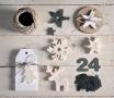 Handmade Advent calendar kit