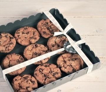 Cajas originales para galletas
