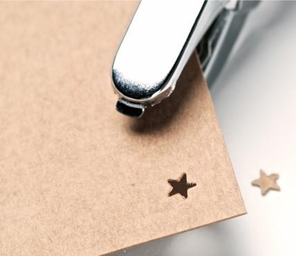 Perforadora Manual Estrella