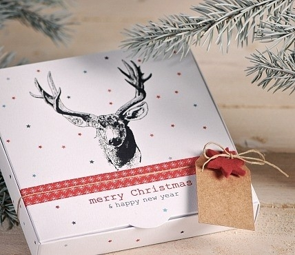 Christmas kit 5 Gift Boxes 2210 M