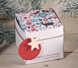Christmas kit 5 Gift Boxes 1506 M