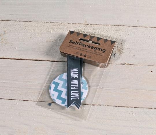 Kit di etichette bandierina + chevron