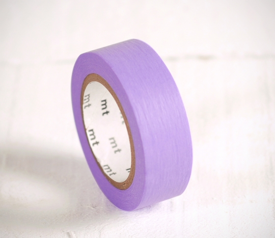 Washi tape lavanda