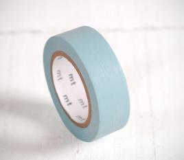 Washi Tape hellblau