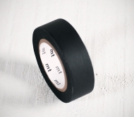 Washi tape nero