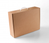 Caja maletín con asa