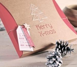 Cucire scatole da regalare