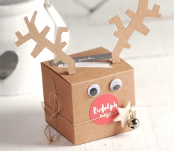 Little Rudolph Christmas box