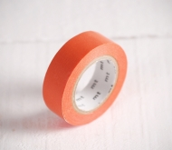 Oranges Washi Tape