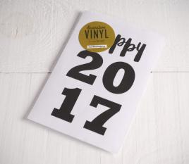 Vinilo Happy 2017