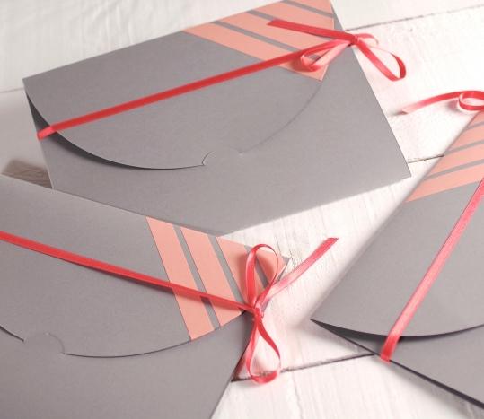Sobre para invitaciones o tarjetas