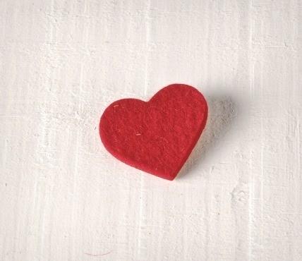 Felt - Heart