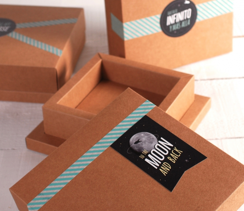 10 7x 12 cm decorated kraft packages kraft labels labels pleasure to offer