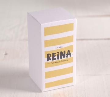 Box allungata stampato