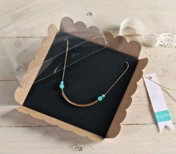 Flat jewelry box