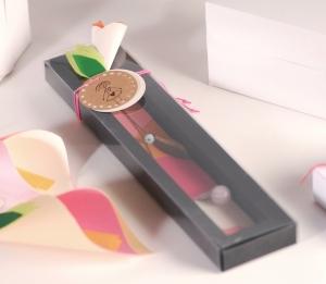 Scatola decorata per i gioielli