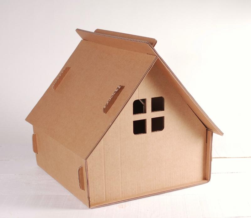 cardboard House 28 Images Rust Sunshine Cardboard