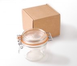 Contenitore di vetro per conserve