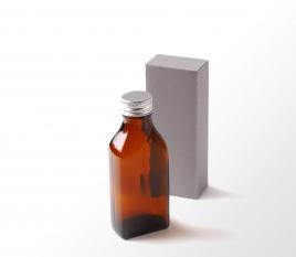 Bottiglia per cosmetici e prodotti di farmacia