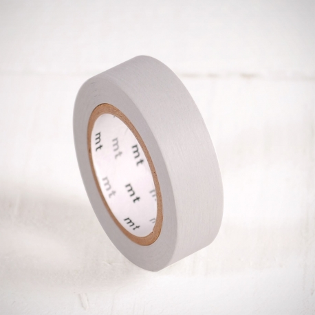 Washi tape de color gris