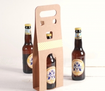 Cardboard Box for Beer
