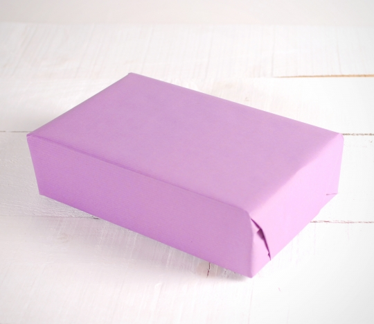 Wrapping paper in pastel colours