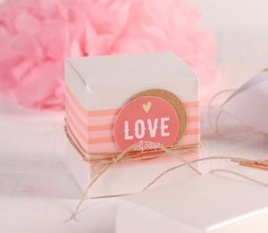 Scatolina quadrata Love