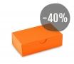 Piccola scatolina arancione