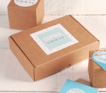 Box for Handcrafted Products