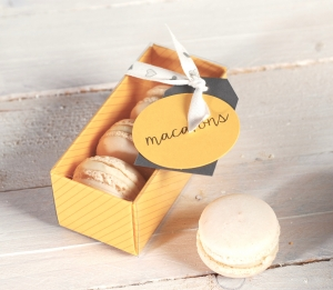 Macarons para bodas