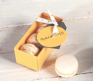 Macarons para bodas