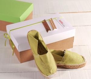 Scatola per scarpe per bambini