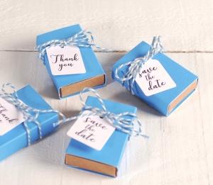 Das Kästchen für kleine  Hochzeitsgeschenke