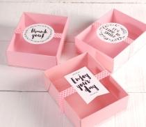 Schachtel für Macarons