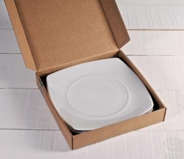 Cajas de pizza mediana lisas