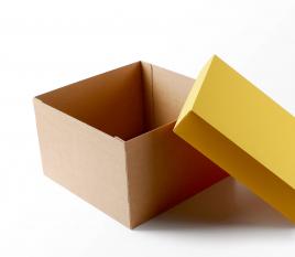 Cajas de Cartón Baratas para Regalos o Envíos - SelfPackaging b532f649d01
