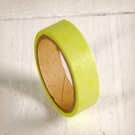 Washi tape verde lima