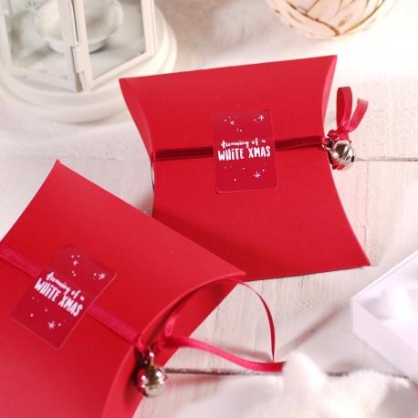 Scatolina rossa di Natale