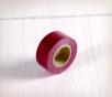 Washi tape mini burdeos