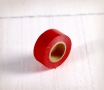 Small red washi tape