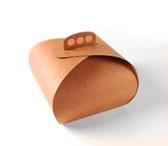 Klassische Verpackung für Back- und Konditoreiwaren