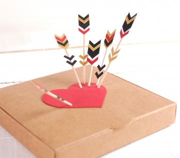 Caja de regalos para enamorados