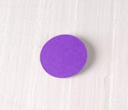 Mini etichette rotonde