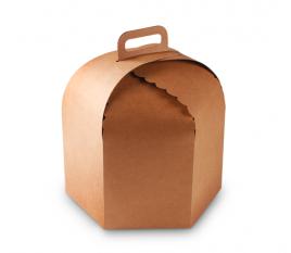 Caja para tartas y panettones