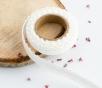 Lace band fabric tape
