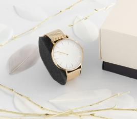 Schaumstoff für Uhren