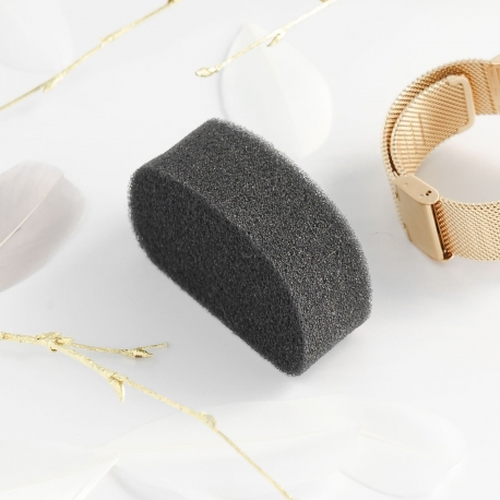 Foam for watches