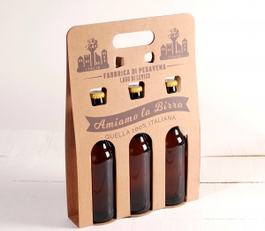 Scatola classica per birra