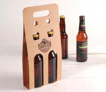 Scatola di cartone per bottiglie di birra
