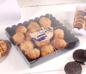 Caja expositor dulces clásica